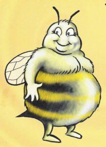 Fat bee